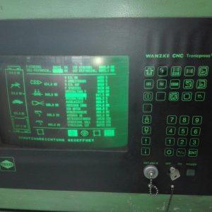 Prasa hydrauliczna – Automat WANZKE SPS63