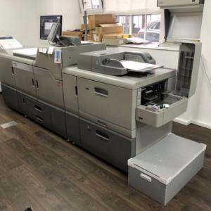 Heidelberg Versafire/Linoprint CV